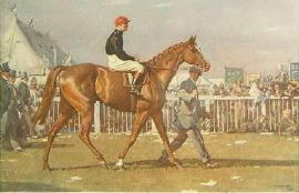 Alfred Munnings Racing Prints and Race Horse pictures