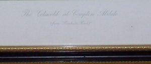 Lionel Edwards Hunting Print The Cotswold Hunt frame