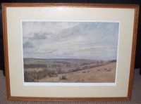 Lionel Edwards Hunting Print The Croft Beagles Frame