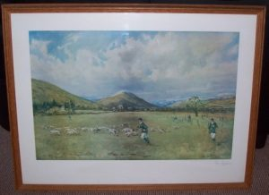 Tom Carr The Shropshire Beagles Frame