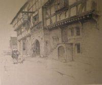 Cecil Aldin Print The George Norton St Phillip