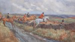 F.A. Stewart Hunting Prints The Holderness Hunt