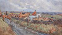 F.A. Stewart Hunting Prints The Holderness Hunt