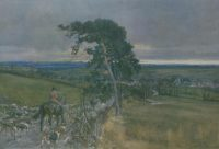Lionel Edwards Hunting prints The Blackmore Vale Hunt
