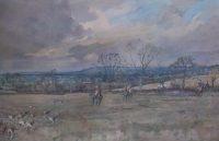 Lionel Edwards Hunting prints The Blackmore Vale Hunt Baileyridge
