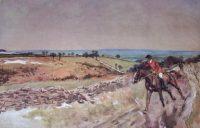 Lionel Edwards Hunting prints The Derwent Hunt