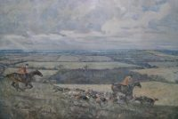 Lionel Edwards Hunting prints The Sinnington Hunt