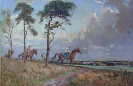 Lionel Edwards Racing Prints and Race Horse Pictures