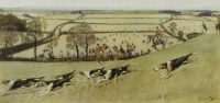 Cecil Aldin Hunting Prints The Quorn Hunt
