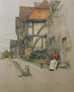 Cecil Aldin prints Chiddingstone