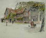Cecil Aldin Prints Ockwells Manor