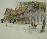 Cecil Aldin Prints Ockwells Manor