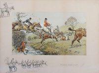 Snaffles Racing prints Prepare to Receive Cavalry