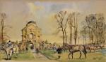 Michael Lyne prints The Duke of Beaufort's Hunt