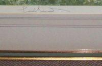 Lionel Edwards Devon and Somerset Staghounds signed print frame