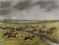 G.D. Giles The Quorn Hunt