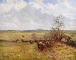Lionel Edwards Hunting prints The Quorn Hunt