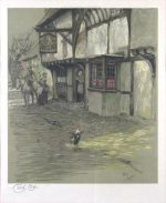 Cecil Aldin Prints The Bell at Waltham St Lawrence