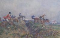 Gilbert Holiday Hunting Prints Hunting in Ireland