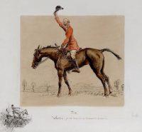 Snaffles Hunting prints Jim